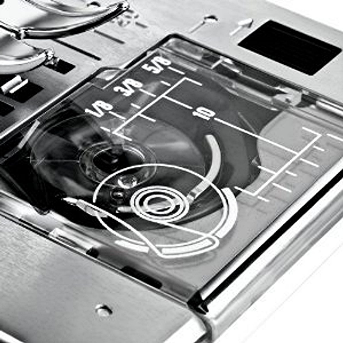 bobbin plate